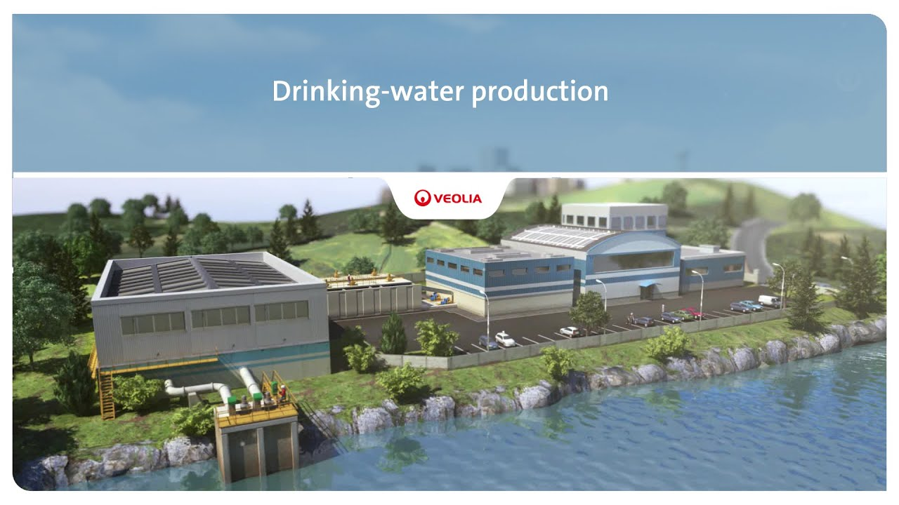 Drinking water production Veolia