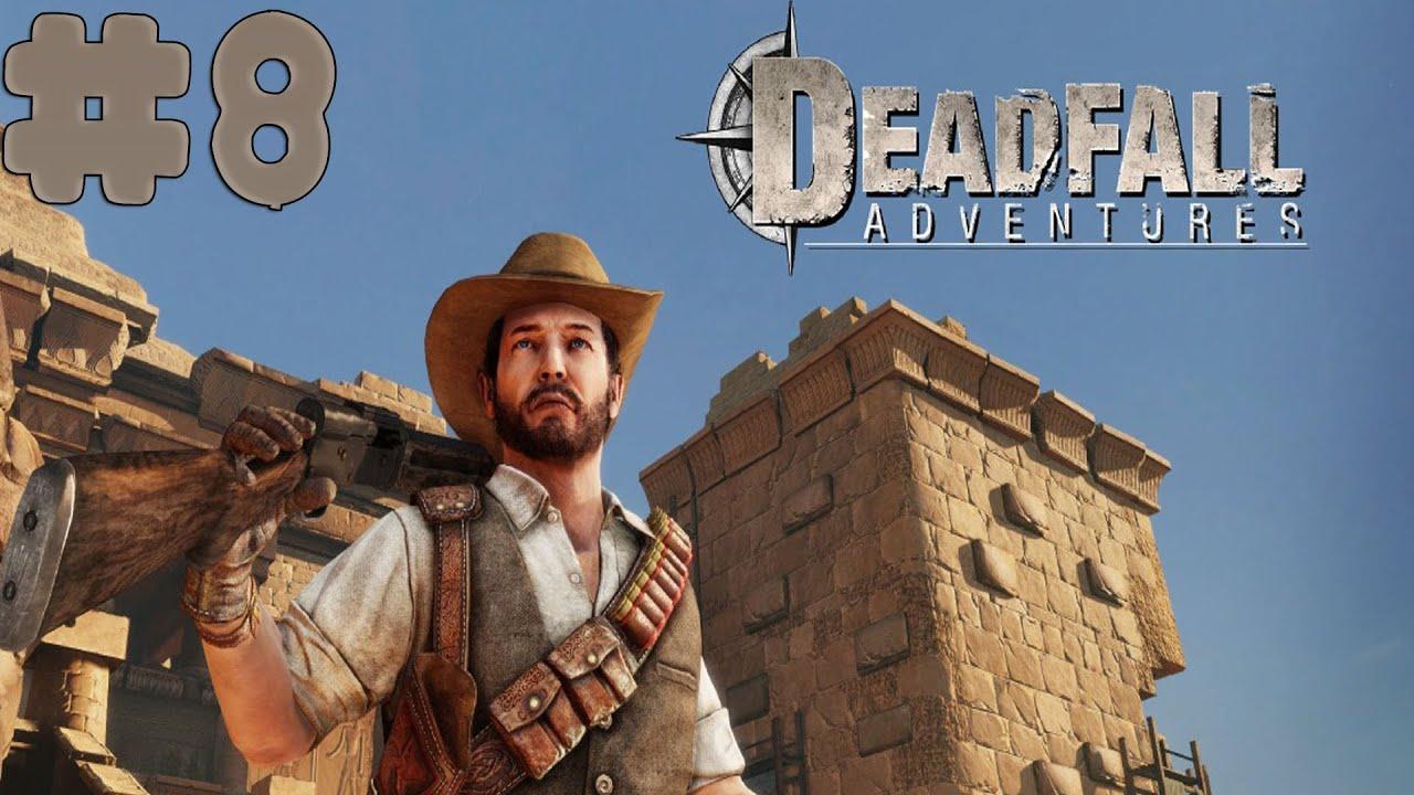 deadfall adventures background mayan - photo #29