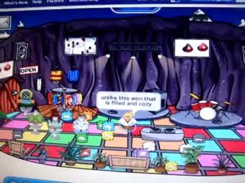 club penguin how to make ur igloo cool