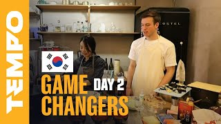Day 2 | Game Changers Seoul ft. Jake'n'bake & HAchubby | Tempo Storm