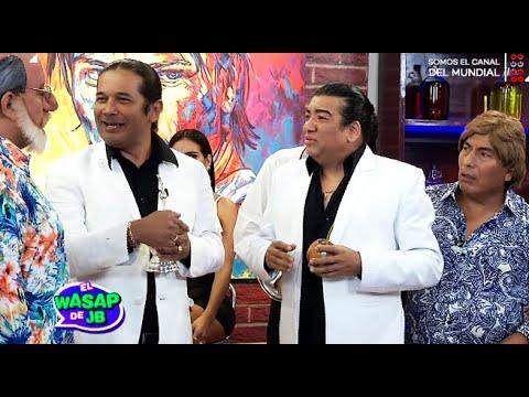 Reinaldo Dos Santos y Reinaldo Tres Santos llegaron al bar 'Pídelo con Rima'