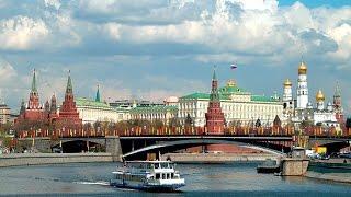 Речная прогулка на теплоходе по центру Москвы(Речной трамвайчик – один из символов этого города, который открывает вам совершенно другую Москву с необыч..., 2016-05-28T07:06:45.000Z)