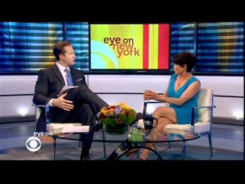 Stacey Nelkin, Founder of TheDailyAffair.com on CBS 2's