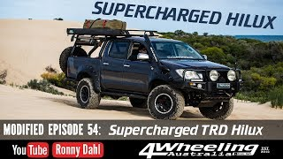 TRD Hilux Supercharged, Modified Episode 54