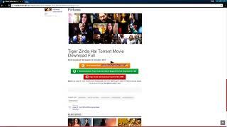 TIGER ZINDA HAI      full movie download  {Torrent+Direct Link}