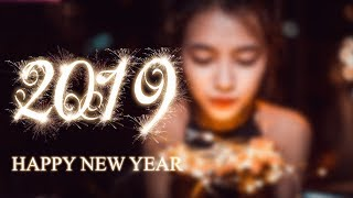 Happy New Year 2019 Photoshop Tutorial Latest Wallpaper Design