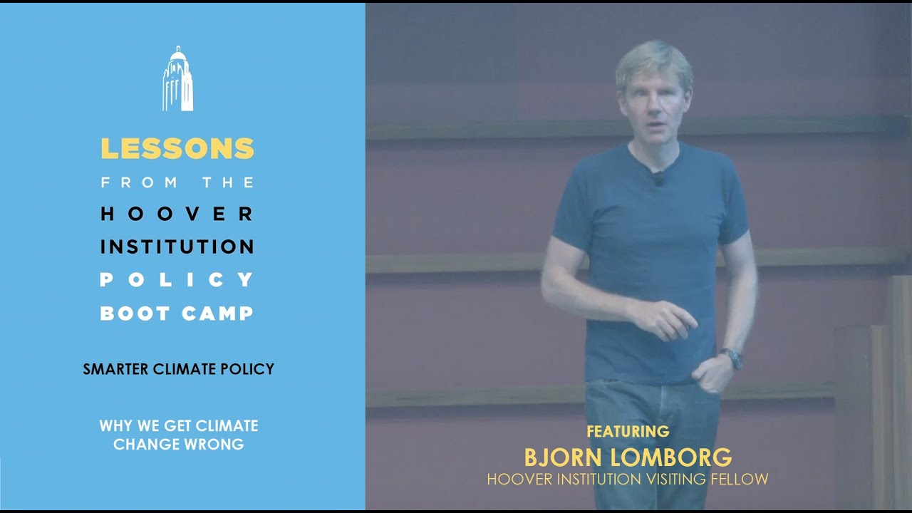 Download Why We Get Climate Change Wrong with Bjorn Lomborg (Lessons from Hoover Boot Camp) | Ch 2