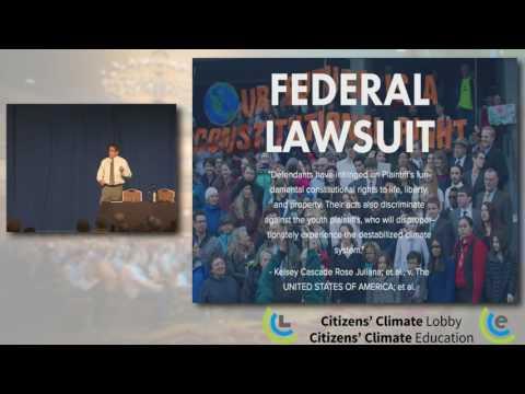 CCL2017   Keynote Address: Lou Helmuth, Our Children's Trust