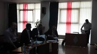 Ministrului Fondurilor Europene, Marius Nica in vizita la Rm Valcea - 5 august 2015