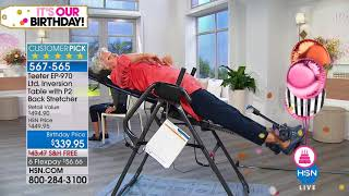 HSN | Teeter Inversion Fitness Solution Celebration 07.21.2018 - 08 PM