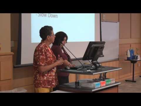 SA STGEC: AD Rural Talk | Corpus Christi--Memory & Aging (2013)