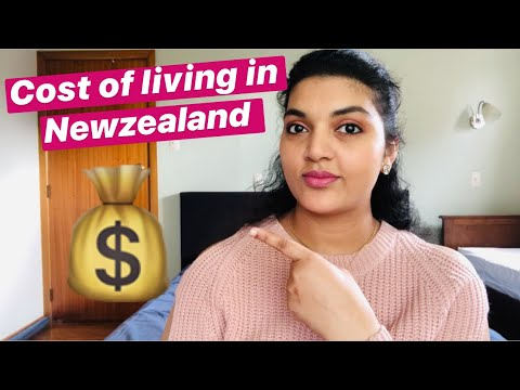 MONTHLY EXPENSES Or COST OF LIVING IN NEW ZEALAND- INDIAN - Family Of Four -English Video