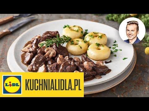 Gulasz Z Sarny Z Kluskami śląskimi Karol Okrasa Kuchnia Lidla