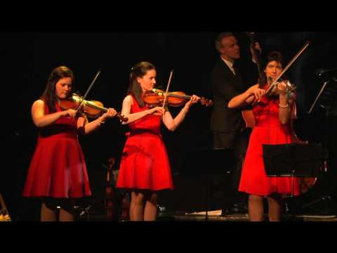 The Kilfenora Céilí Band at Glór: Traditional Irish Music from LiveTrad.com
