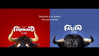 Bande annonce Ferdinand et Fadjen