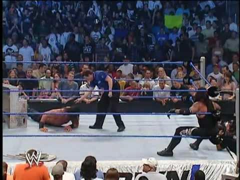 Wrestlemania 23: Undertaker Vs Batista | Battle of the ...