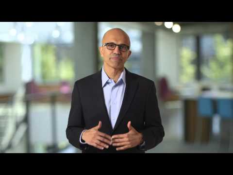 Satya Nadella CEO, Microsoft: Accenture Hybrid Cloud Solution for Microsoft Azure