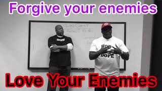 Like Christ part 3:Love Your Enemies Matthew 5:43-48 youth ministry Living Grace Church