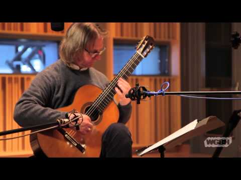 WGBH Music: David Russell - My Gentle Harp