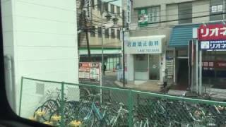 東武野田線 [急行] 春日部~岩槻 車窓 60000系