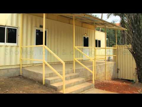 Hawk Cabin Hire Sierra Leone case study