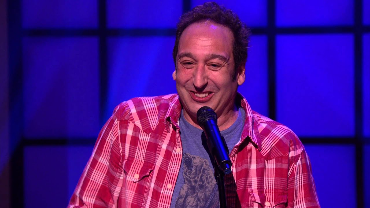 Jeremy Hotz on Why He Prefers Dogs at Comedy Gives Back International show  #youtubecomedyweek