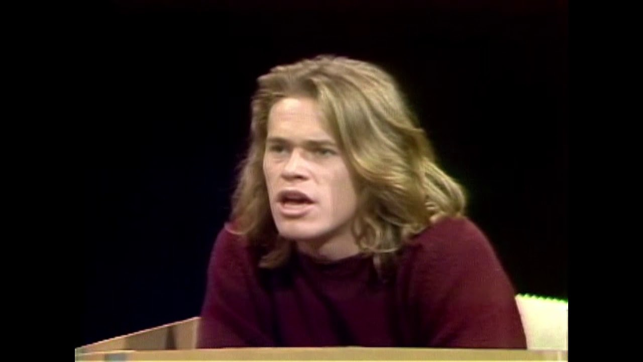 Willem Dafoe highlights from a 1975 Theatre X production ...
