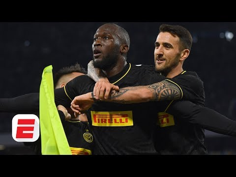 Were Romelu Lukaku's Goals Lucky In Inter Milan's Win Vs. Napoli? | Serie A