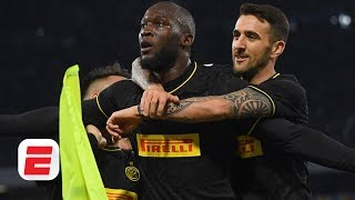 Were Romelu Lukaku's goals lucky in Inter Milan's win vs. Napoli? | Serie A