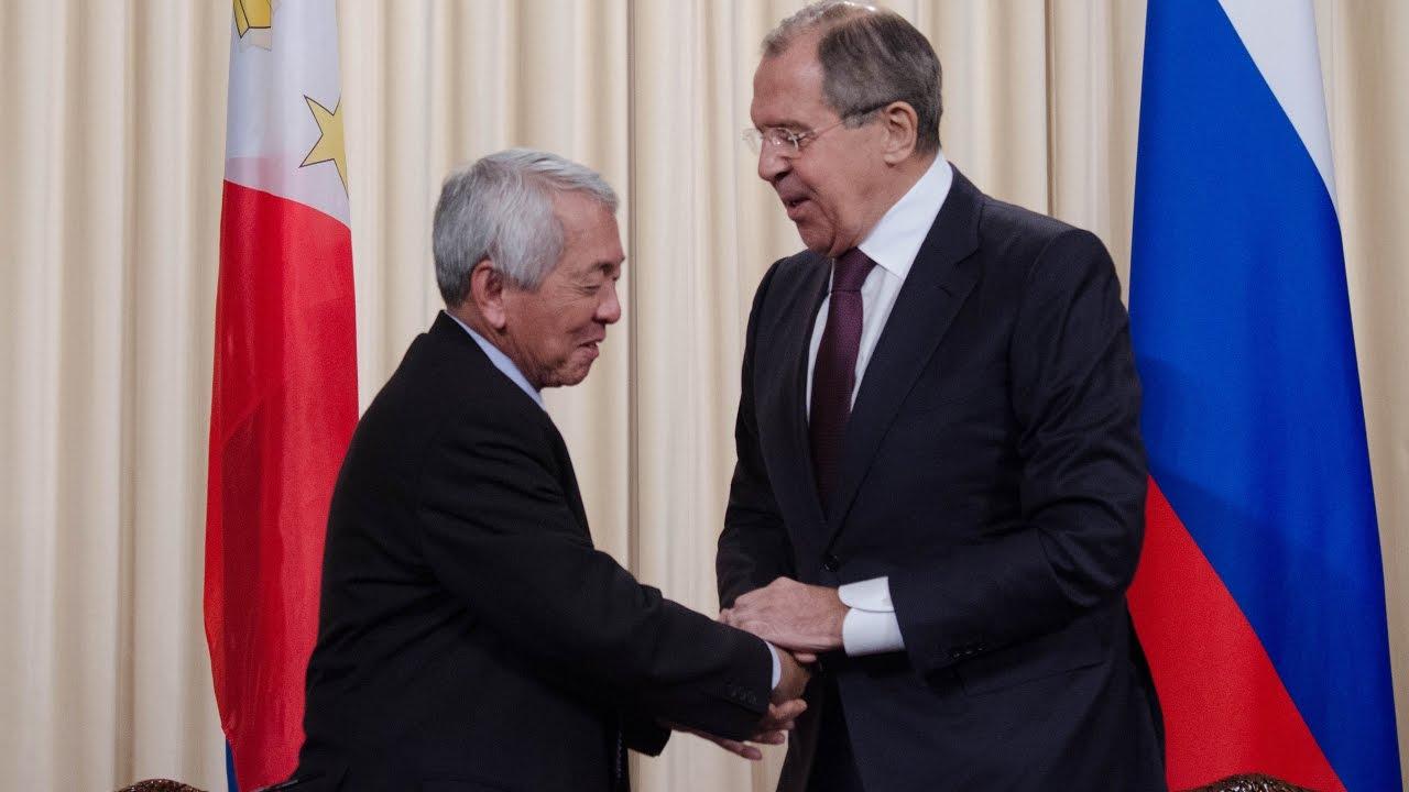 Press Conference by Sergey Lavrov & Perfecto Yasay  | Пресс-конференция С.Лаврова и и П.Ясая