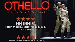 Feature trailer | Othello | Royal Shakespeare Company