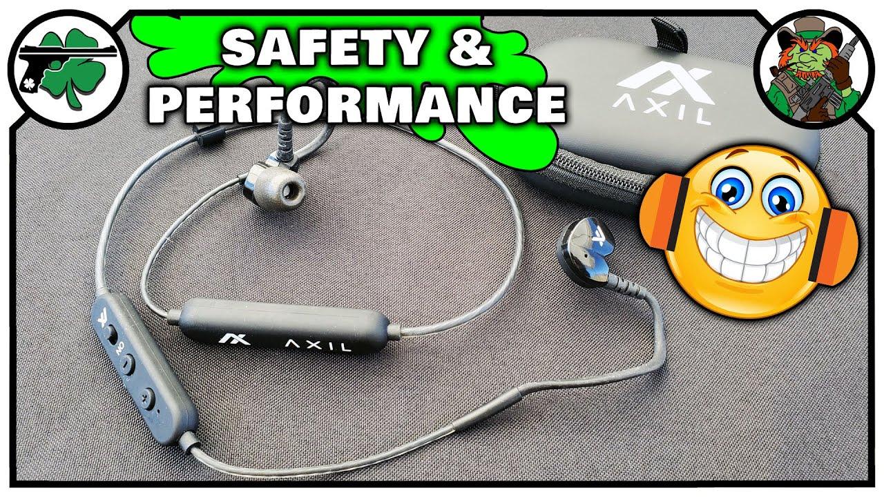 AXIL Hearing Performance | Ear Protection | 2021 Shooting Sports Showcase