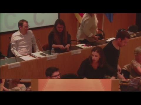 Plenari Districte Nou Barris (11/05/2017)