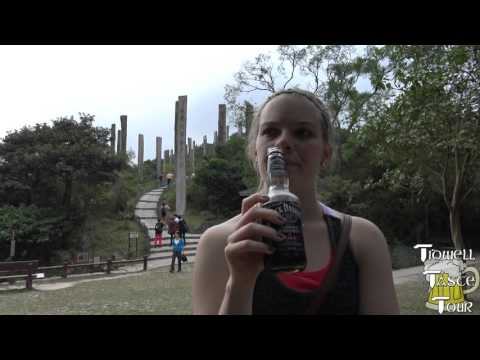 jack-daniel's-tennessee-whiskey-&-cola-drink-review---wisdom-path,-lantau-island,-hong-kong---4k-uhd