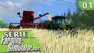 Farming Simulator 2013 - Primeira Colheita