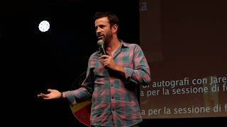 JIBcon 9 - Adam - culture clash, what he appreciates about Canada (& Rome)