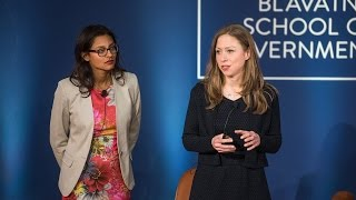 Governing Global Health with Chelsea Clinton and Devi Sridhar