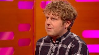 Josh Widdicombe on writing 'Dora the Explorer' - The Graham Norton Show: Episode 3 - BBC One