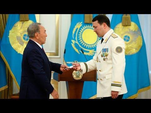 Назарбаев передает власть