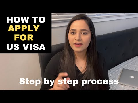 How To Apply For US Visa From India | Step By Step Process Of US Visa Application India #USVisaIndia