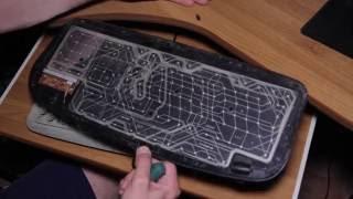 видео На ноутбуке не работают некоторые клавиши с буквами. Что делать?