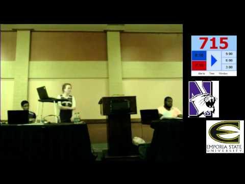 NDT 2013 Finals - Emporia SW vs Northwestern LV