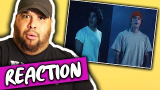 Shawn Mendes, Justin Bieber - Monster (Music Video) REACTION