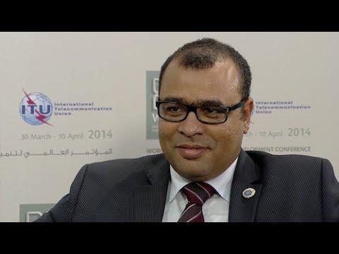WTDC-14 INTERVIEWS: Ahmed Mekky, Board Member & CEO, GBI