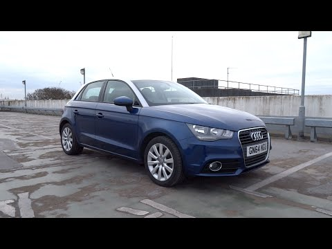 2014 Audi A1 Sportback 1.6 TDI 105 Sport Start-Up and Full Vehicle Tour