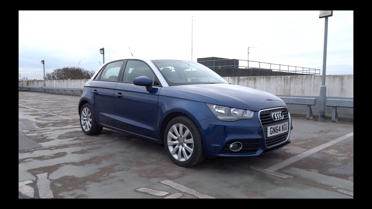 2014 audi a1 sportback 1 6 tdi 105 sport start up and full vehicle tour youtube. Black Bedroom Furniture Sets. Home Design Ideas