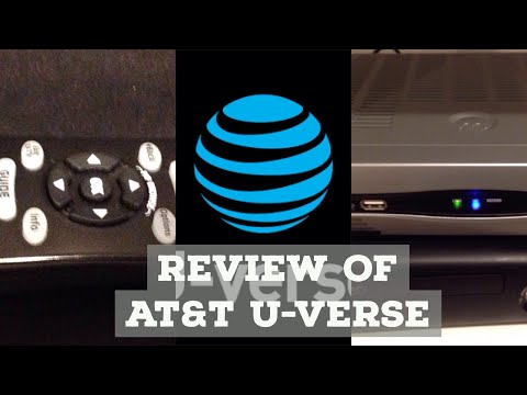 Review Of AT&T U-Verse