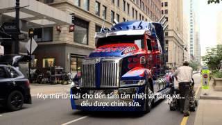 Transformers 4: Kỷ Nguyên Hủy Diệt (hậu trường): Những chiếc siêu xe mới cáu trong phần 4