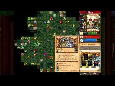 Desktop Dungeons - VT Naga City as Orc Monk