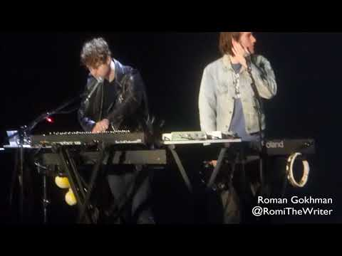 Foster the People, Don't Stop Color the Walls  Not So Silent Night  Oakland  Dec  9, 2017